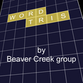 WordTris (Tetris style word game)
