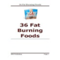 Health and Fitness Book app 36 Fat Burning Foods