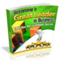 Becoming a GREAT Leader book app Personal Development