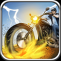 A Bike Race in Route 66 - AMAZING BIKE RACE GAME