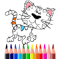 Funny Coloring Animals