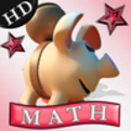 Piggy Math Education Game (iOS and Android)