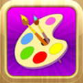 Paintbrush - Coloring Book for Kids