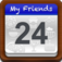 Calendarised for iOS, Facebook friends and Facebook Pages