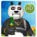 THIRSTY PANDA HD
