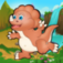 Jump Dino Jump - The Dinosaur Jumping Game