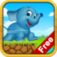 Elephant Run Free - Addictive Animal Running Game