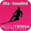 AccuTerra Ski Apps (Suite of 7; Vail-Sunday River-Aspen-Kirkwood-Heavenly-Alta-Snowbird-Whistler))