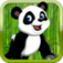 Panda Bear Baby Run - Addictive Animal Running Game