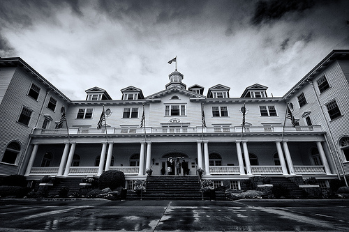 This haunted hotel inspired Stephen King's 'The Shining'
