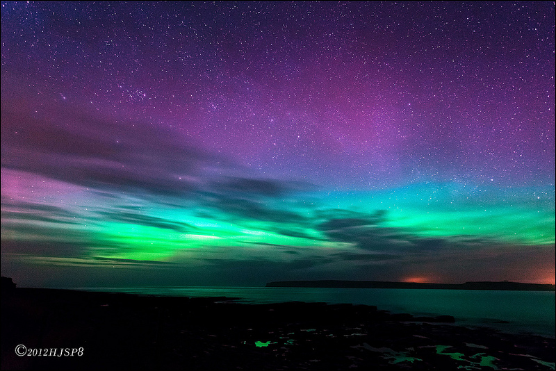 The Northern Lights are among 2013's top travel trends