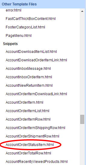 Finding Snippets/AccountOrderStatusItem.html