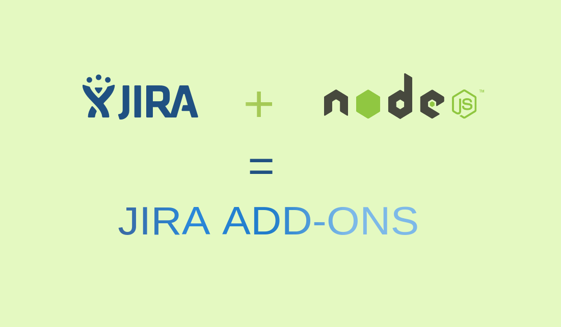 Developing JIRA Plugins Using Nodejs