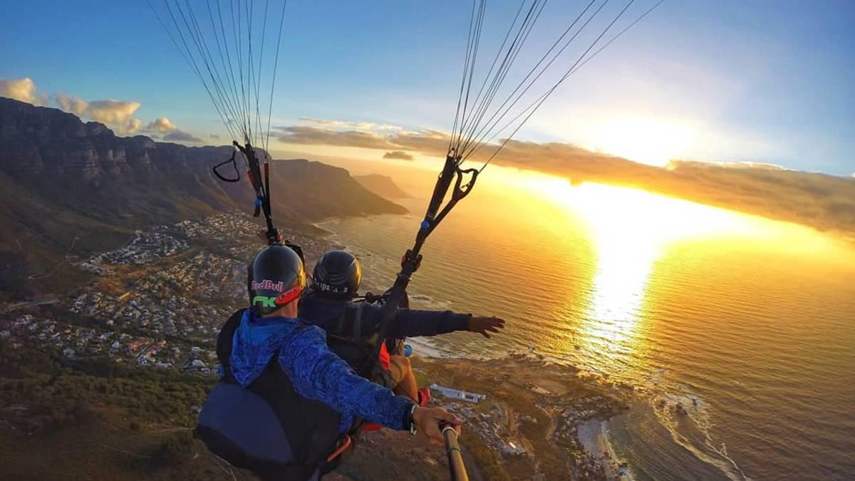 Para-Pax Tandem Paragliding - Book Online at Activitar com