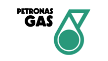 Logo Petronas Gas logo