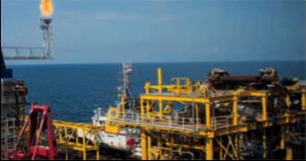 PUNJ LLOYD / PTTEP  -  PRP Platform - 2011 - 2012