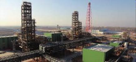 HANAS LNG - Yinchuan  - 2013 - 2014