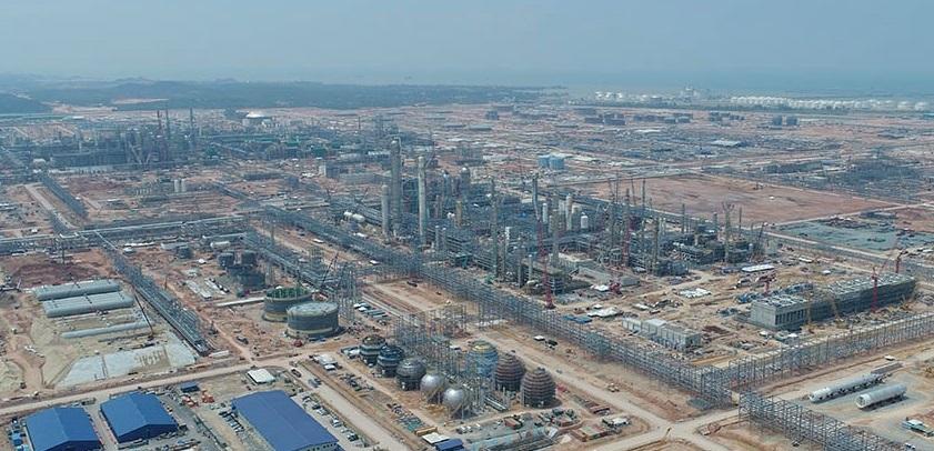 SINOPEC ENGINEERING / PRPC - RAPID Refinery - 2017- on-going