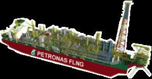 TECHNIP / PETRONAS - PFLNG1 - 2015 - 2017
