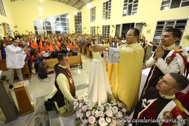 Em Serra – ES, Missões Marianas na Paróquia São José de Anchieta