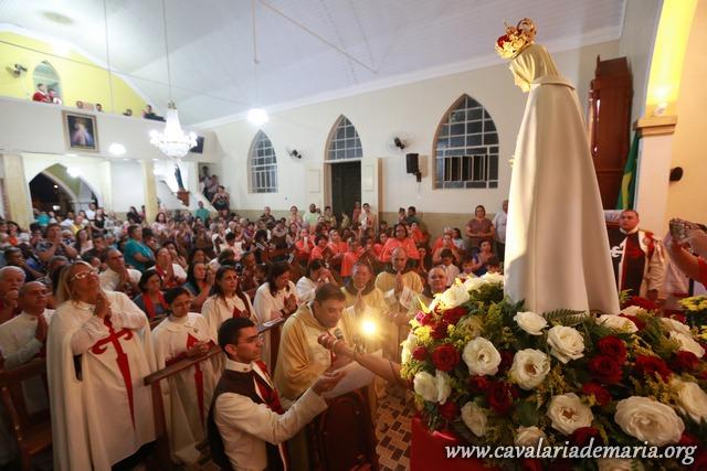 Em Juiz de Fora – MG, Semana Missionária na Paroquia São Sebastião no Barreiro do Triunfo