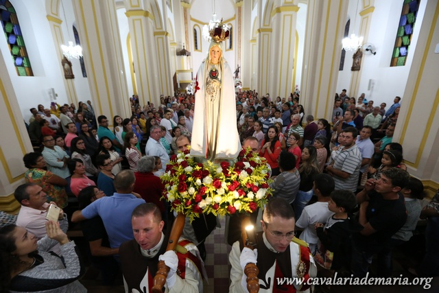 Em Joanópolis – SP, Missões para Cristo com Maria