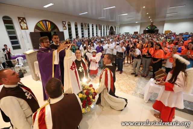 Em Cascavel – PR, Missões Marianas na Paroquia Santo Agostinho