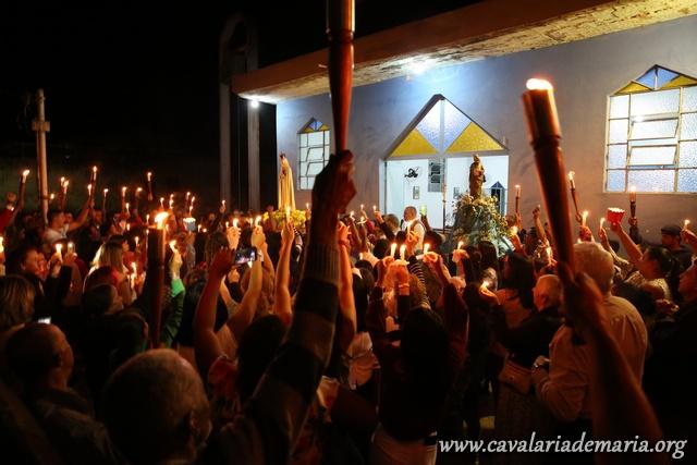 Em Juiz de Fora – MG, Missões Marianas na Paróquia Nossa Senhora das Estradas