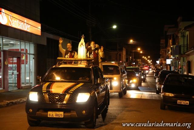Em Cachoeira Paulista – SP, Missões na Paróquia São Sebastião