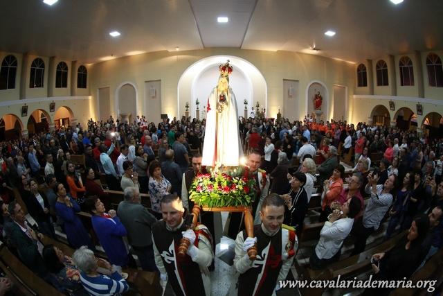 Em Palhoça – SC, Missões na Paróquia São Judas Tadeu e São João Batista