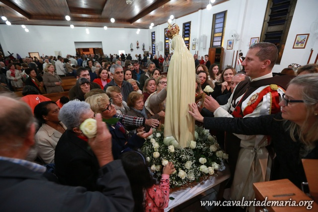 Em Florianópolis – SC, Missões na Paróquia Santo Antônio e Santa Maria Goretti