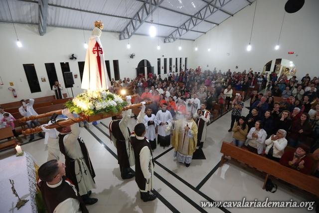 Em Araquari – SC, Missões na Paróquia São Luiz Gonzaga
