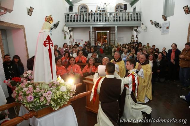 Em Taiaçupeba – SP, Missões Marianas