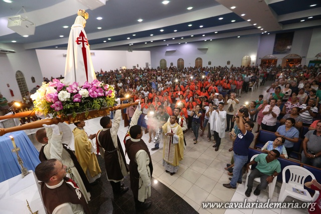 Em Gurupi – TO, Missões Marianas na Paróquia Santo Antônio