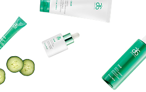 Calm sensitive skin products