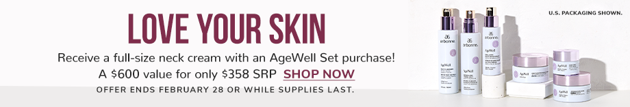 Love Your Skin. Shop Now