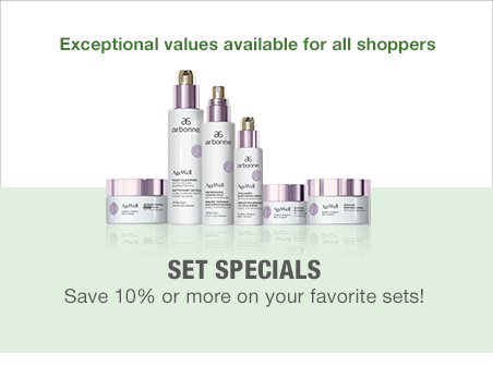 Exceptional values available for all shoppers. Set Specials. Save 10% or more on your favorite sets!