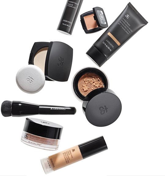 Face Makeup Arbonne Cosmetics