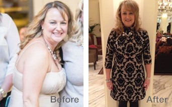 Evolution Challenge Before and After pictures - Melanie Billingsly