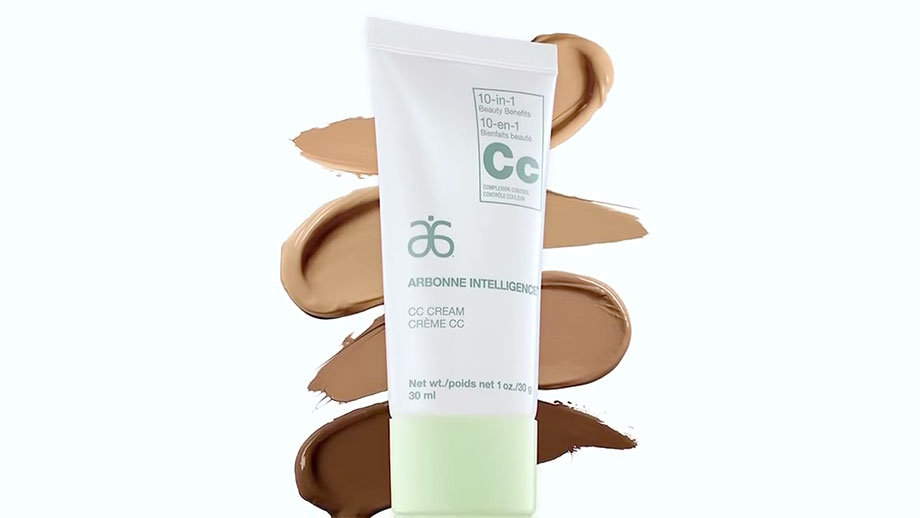 video of Arbonne Independent Consultants explaining the 10-in-1 benefits of CC Cream