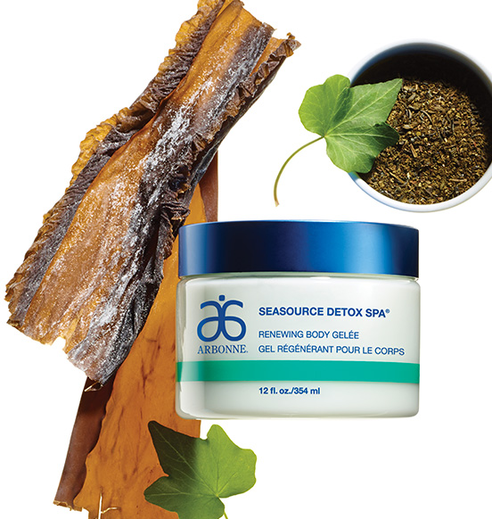 Spa Products Seasource Detox Spa By Arbonne