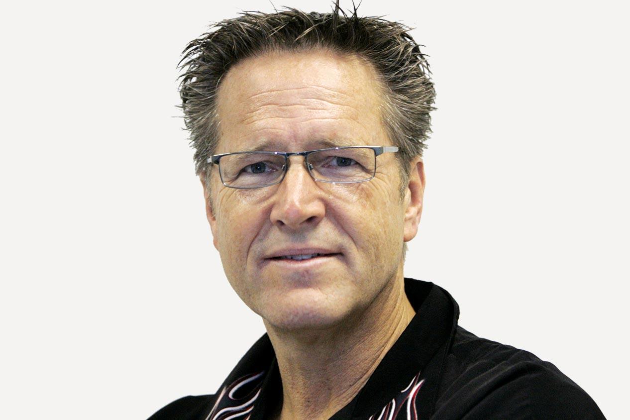 Rob MacGregor