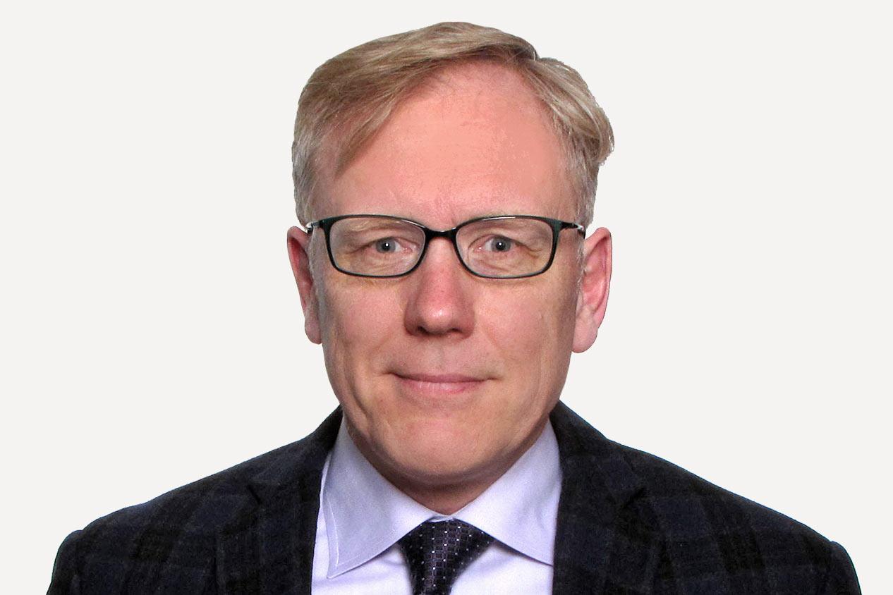 Ted Dixon, CFA