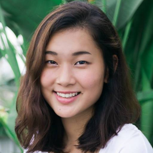 Headshot of Rebecca Tan