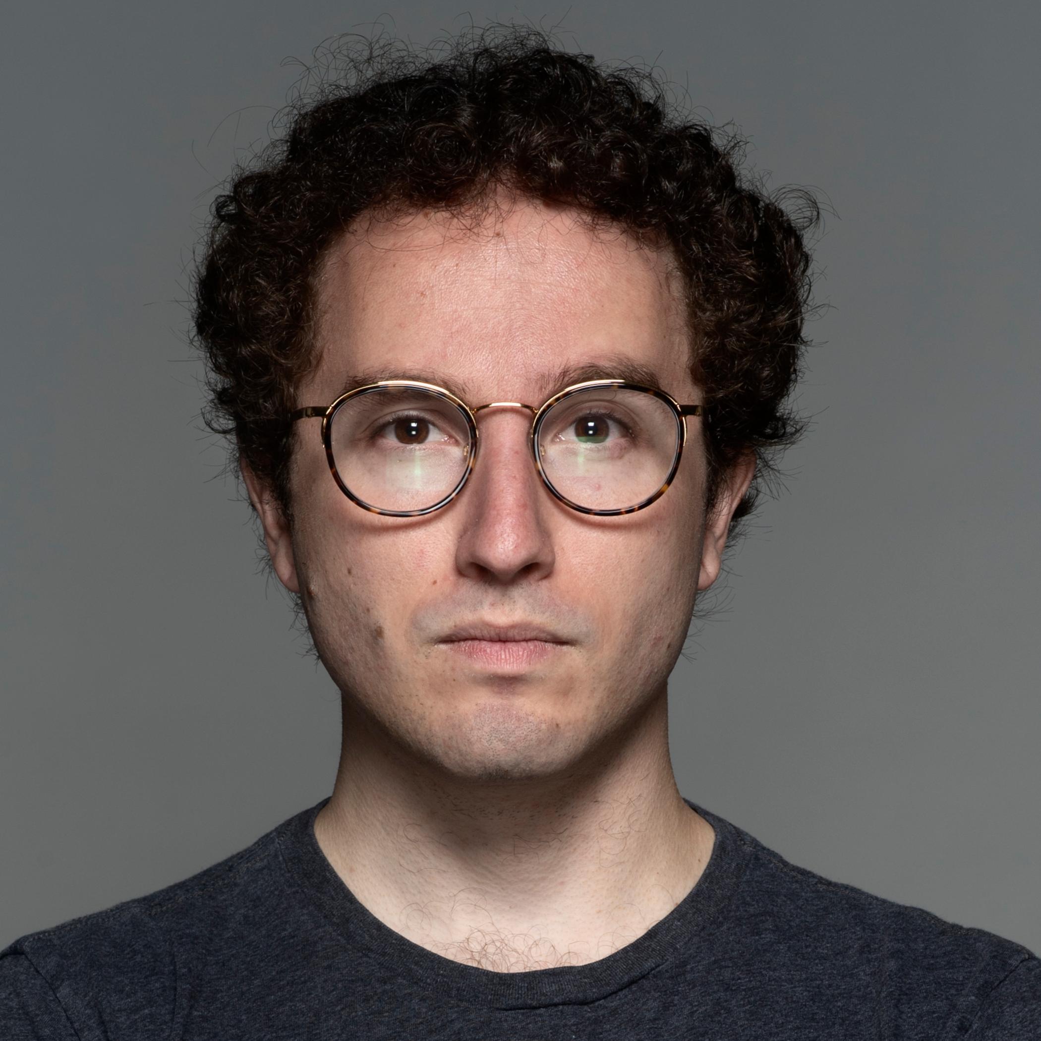 Headshot of Steven Rich