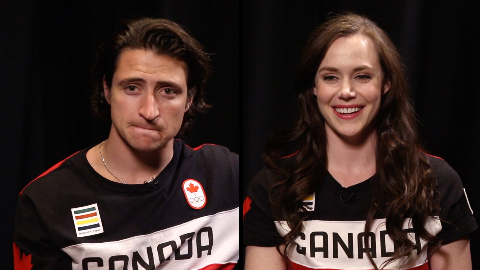 Tessa and scott dating 2019 olympics