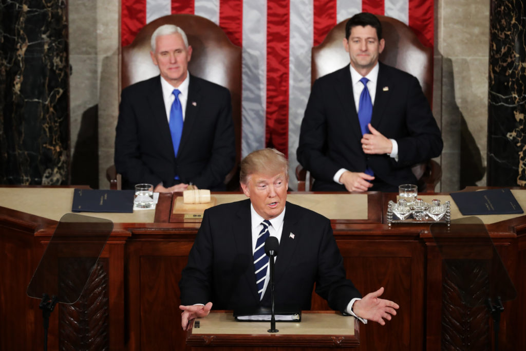 Image result for BREAKING!! Democrats Are ALL Wearing It To TRUMP'S First State Of The Union!!!