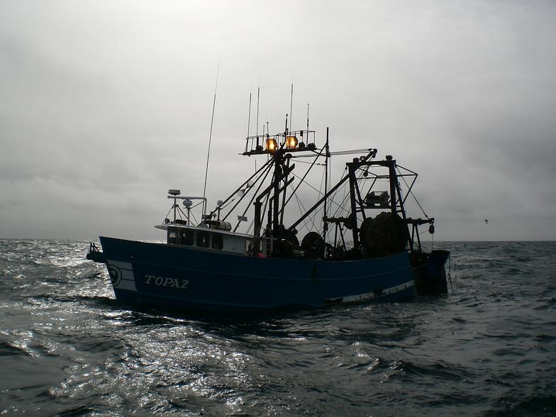 Kodiak trawler Photo courtesy Alaska Whitefish Trawlers Assoiciation