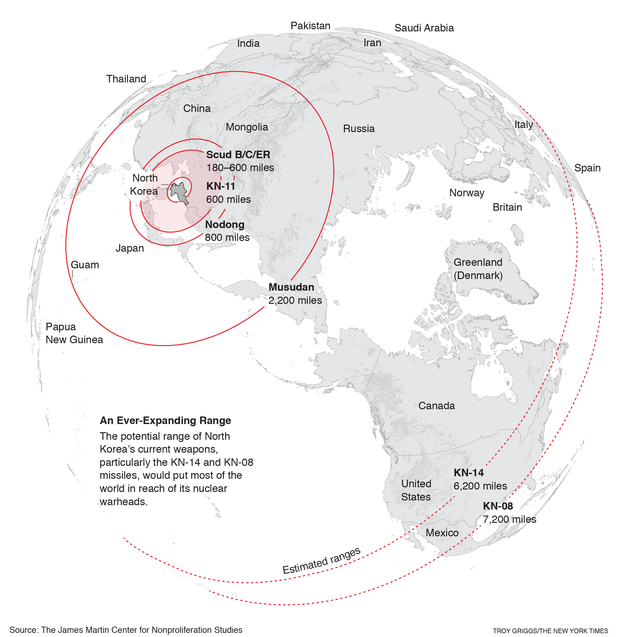 Could north korea actually hit alaska with a missile anchorage north korea missiles gumiabroncs