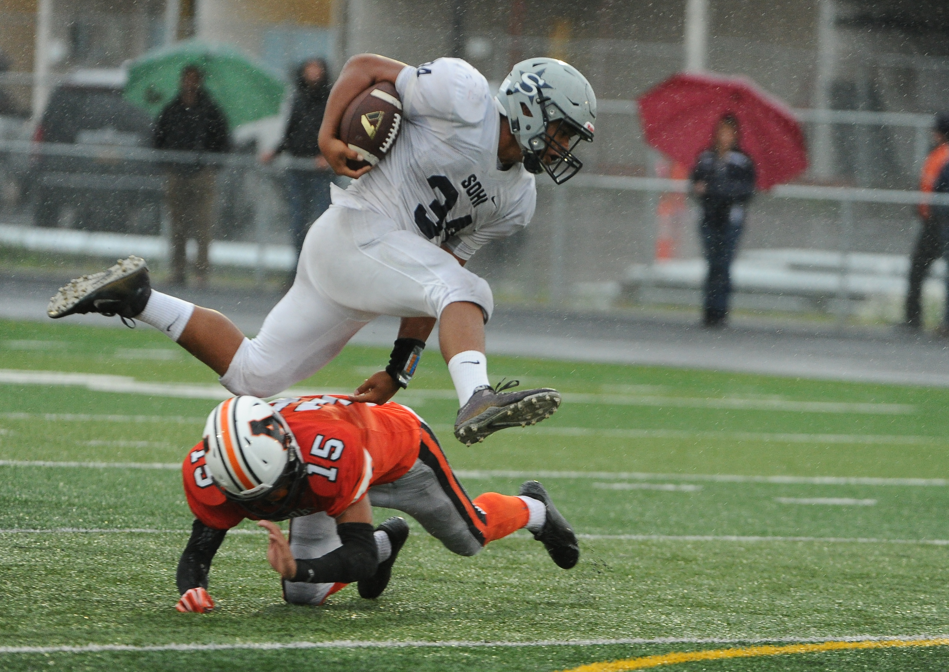 Soldotna shuts out West for 50th straight football win